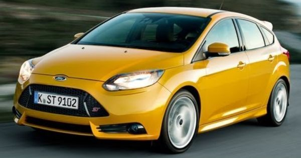 2013 Ford Focus St The Hottest Hatch Ignition Episode 46 Ford Focus St Ford Focus Car Ford