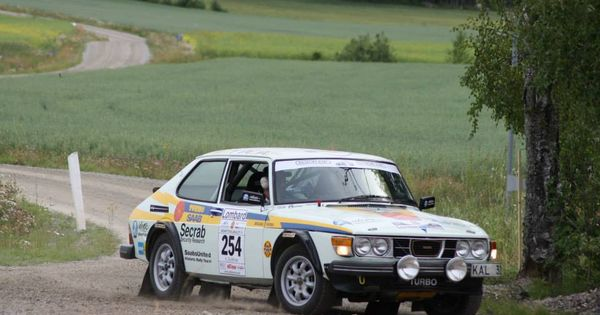 99 rally car saab pinterest rally car rally and cars. Black Bedroom Furniture Sets. Home Design Ideas