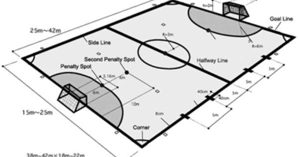 Futsal Futsal Court Indoor Soccer Field Outdoor Basketball Court