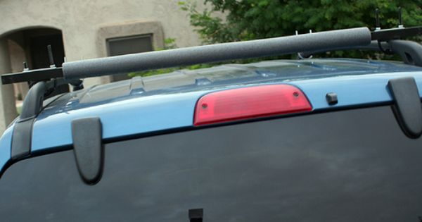 How To Kayak Rack For Under 35 Jeep Liberty Forum Jeepkj