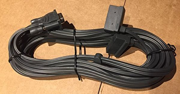 Bose 321 Home Theater System Speaker Cable Graphite Connects Subwoofer To Speakers Details Can Be Found By Cl Home Theater System Speaker Cable Home Theater