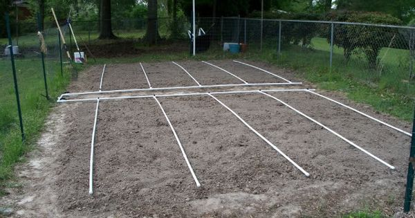 Il a con u un syst me d irrigation perso pas cher et efficace pour son jardin - Systeme d irrigation maison ...