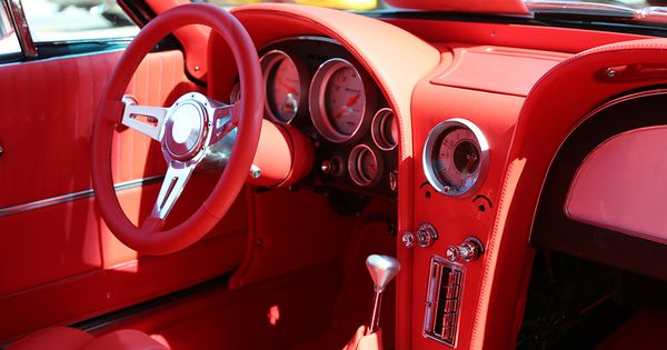 Can You Say Red Corvette Red Canning