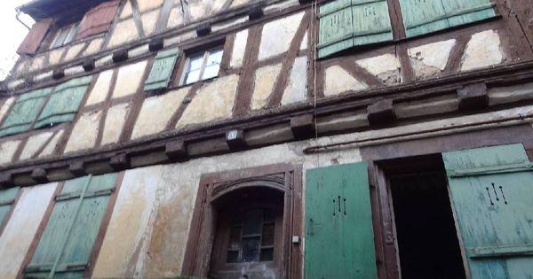 Bouxwiller Maison De 1619 Bouxwiller
