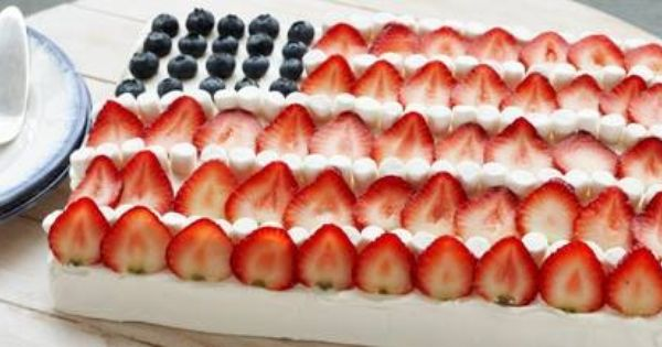 duncan hines fourth of july cake