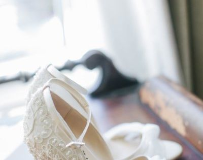 Wedding Photo || Colin Cowie Weddings | See more about Wedding Wedges, Wedges and Wedding Shoes.