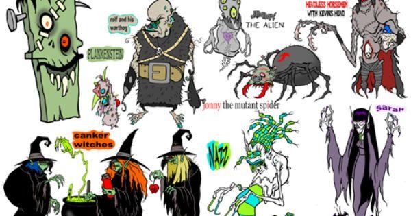 Boo Haw Haw Edd Cool Cartoons Ed Edd