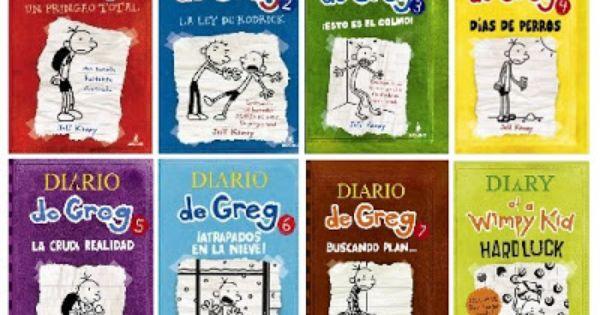 Y Si Lees El Diario De Greg El Diario De Greg Diario Libros