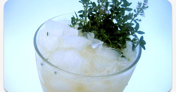 Bitter, Herbs and Cocktails on Pinterest