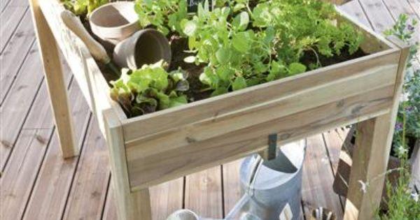 id al pour les ateliers avec les enfants que je garde potager au balcon pinterest. Black Bedroom Furniture Sets. Home Design Ideas