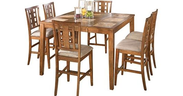 Tucker Extension Pub Table For The Home Pinterest Room Set