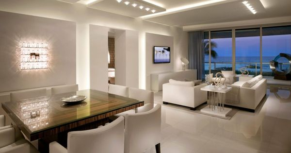 Simple Indirekte Beleuchtung f r Decke und Wand im Wohnzimmer wohnidee Pinterest Indirekte beleuchtung Beleuchtung und Deckchen