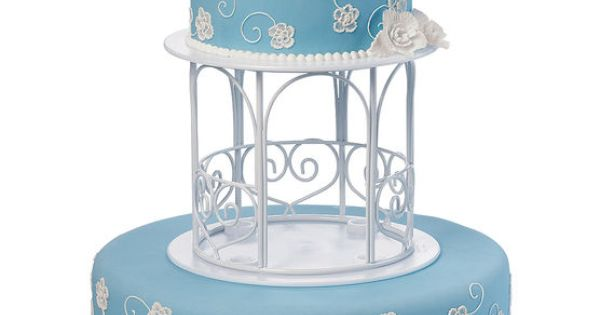 wilton wedding cake separators wilton gazebo wire separator set hi res cake 27528