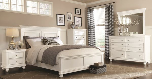 What do you think of white bedroom