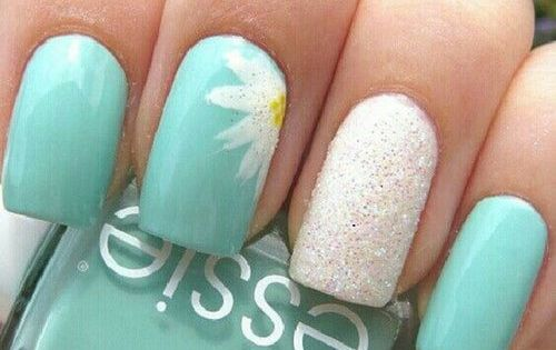 summer nail idea