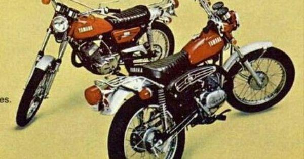 1972 Yamaha Enduro Motorcycles Enduro Motorcycle Yamaha Bikes Motorcycle