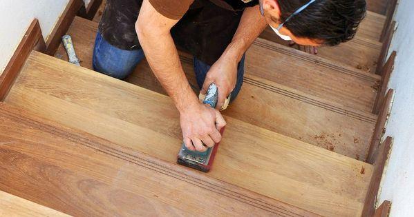 vous souhaitez r nover votre escalier en bois nous vous expliquons comment le d caper l. Black Bedroom Furniture Sets. Home Design Ideas