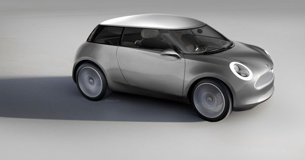 Say hello to the next generation Mini? Former BMW automotive designer Sonny