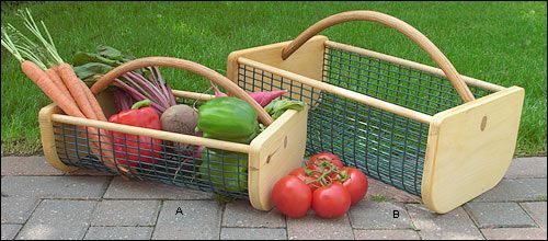 Basket Making Supplies Maine : Maine garden hod think we could make one pick