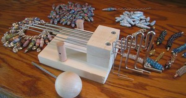 2-in-1 V3 Paper Bead Roller & Wire Coiling Machine ...