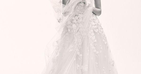 : Elie Saab lance une collection de robes de mariée  Wedding, Elie ...