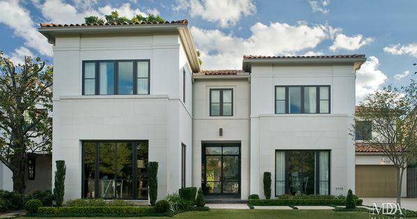 Darcus miller dahlstrand de jean architects fachadas for Fachadas de casas clasicas pequenas