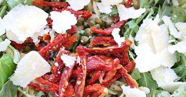 Summer pasta salad, Pasta salad and Pasta on Pinterest