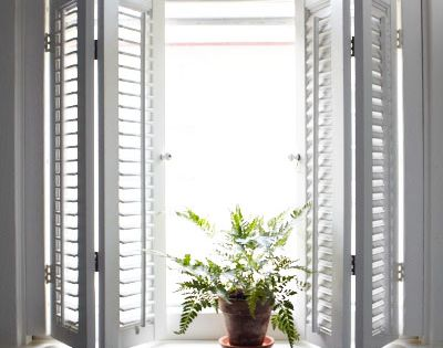 50 Nifty Fix Ups For Less Than 100 Shutters Interior Shutters And Wood Interiors