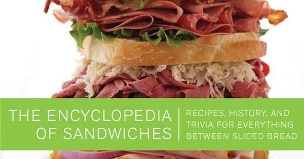 Random House The Encyclopedia of Sandwiches
