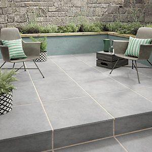 Outdoor Porcelain Floor Tile