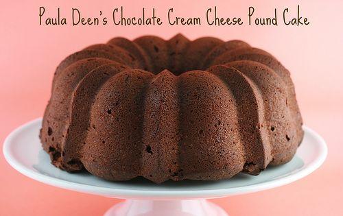 Paula Deen Dark Chocolate Cake