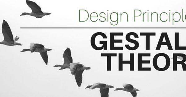 Design Principles Gestalt Theory Basic Design Principles