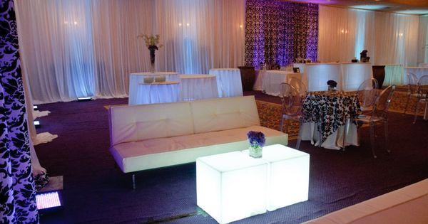 White Curtains Geaux Entertainment Pinterest Leather Lounge Lounge Furniture And Event Design