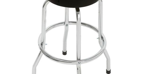 Man Cave Padded Bar Stool At Brookstone Shop Now