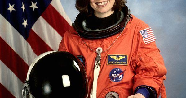 Ohio Astronaut, Mary Ellen Weber, is an American executive ...