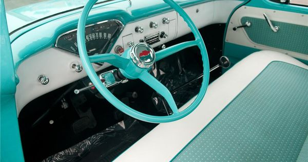 1958 Apache Interior Custom Car Interior Classic Chevy Trucks