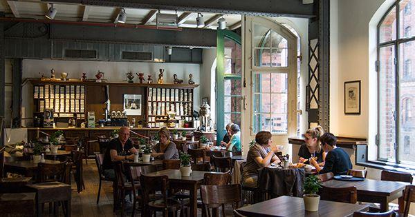 Wanderlust Berlin Cafe