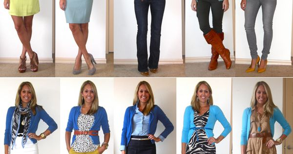 how to wear cardigans. every good teacher knows this! // ...you guys