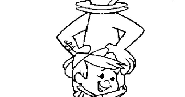 Jetsons coloring pages 007gif picture 80s cartoons for The jetsons coloring pages