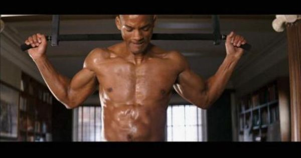 Will Smith I am legend workout. The reason why body weight ...