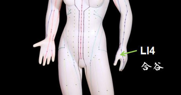 Acupuncture Points used during IVF (in vitro fertilization ...