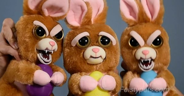 Feisty Pets Sir Growls A Lot Feisty Films Adorable Plush Sales Online 1 Tomtop Com Pets Cute Animals Bunny