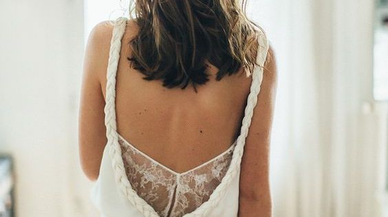 robe vintage mariée  Mariage  Pinterest  Vintage, Blog and Deco