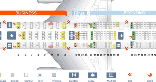 Seat Map And Seating Chart Boeing 777 300er Air France Four Class V1 Layout Boeing 777 Boeing 777 300 Boeing