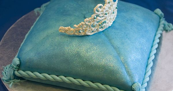 Princess Cake All Things Cinderella Pinterest Pillow