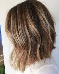 Image result for balayage high and lowlights on mousy brown