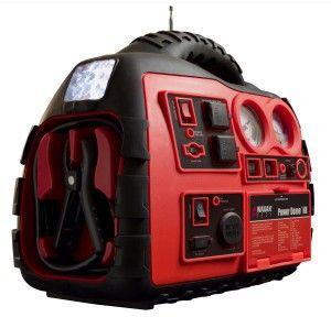 Wagan 2485 200 Watt Power Dome Nx Jump Starter Inverter