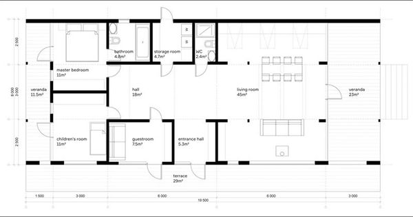 Plan Maison Ideale Feng Shui  BlahaUs