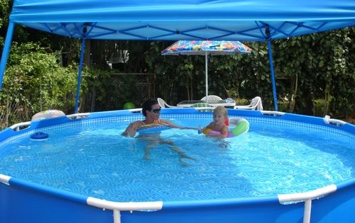 Cheap Pool Ideas 40 uniquely awesome above ground pools with decks Cheap Intex Above Ground Pools