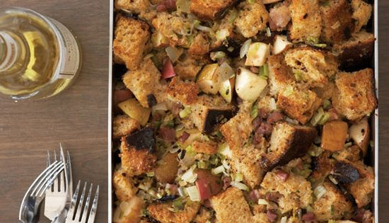 Stuffing, Rye and Hams on Pinterest